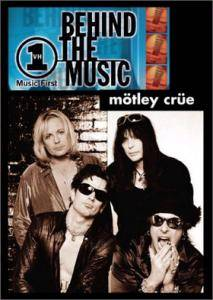 Mötley Crüe: Behind The Music - Cover