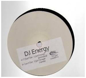 Cover - DJ Energy: I Just Can't Get Enough