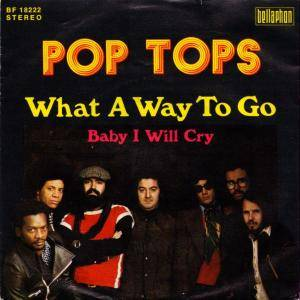 Cover - Pop Tops: What A Way To Go