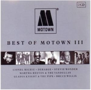 Cover - Smokey Robinson: Best Of Motown III