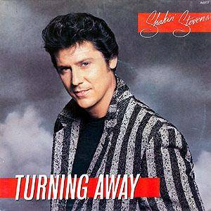 Shakin' Stevens: Turning Away - Cover
