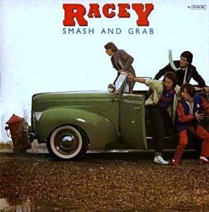 Cover - Racey: Smash And Grab