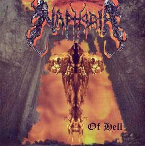 Naphobia: Of Hell - Cover