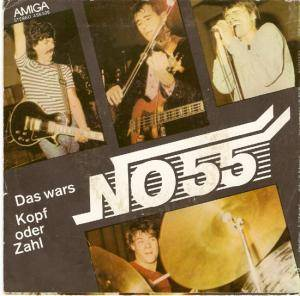 Cover - NO 55: Wars, Das