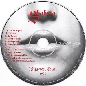 Shakira: Fijación Oral Vol. 1 (CD) - Bild 3