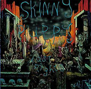 Skinny Puppy: Last Rights - Cover