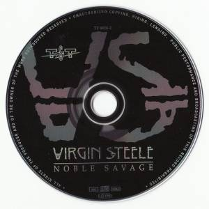 Virgin Steele: Noble Savage (CD) - Bild 4