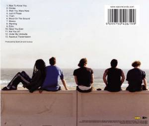 Incubus: Morning View (CD) - Bild 2
