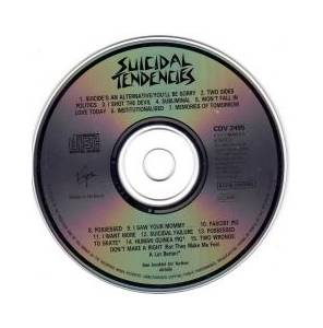 Suicidal Tendencies: Suicidal Tendencies (CD) - Bild 3