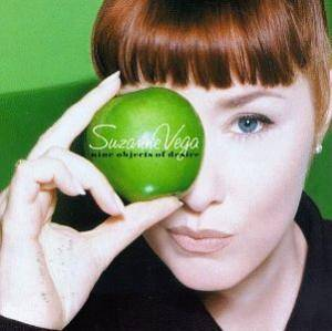 Cover - Suzanne Vega: Nine Objects Of Desire