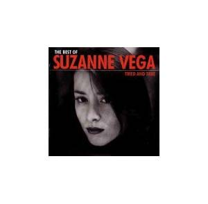 Suzanne Vega: Best Of Suzanne Vega - Tried And True, The - Cover