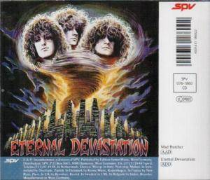 Destruction: Mad Butcher / Eternal Devastation (CD) - Bild 2