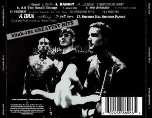 blink-182: Greatest Hits (CD) - Bild 4