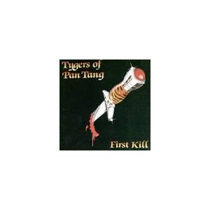 Tygers Of Pan Tang: First Kill - Cover