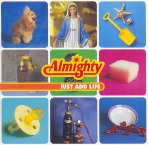 The Almighty: Just Add Life - Cover