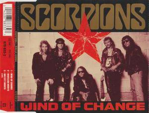 Scorpions: Wind Of Change - Cover