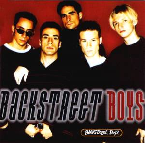 Cover - Backstreet Boys: Backstreet Boys