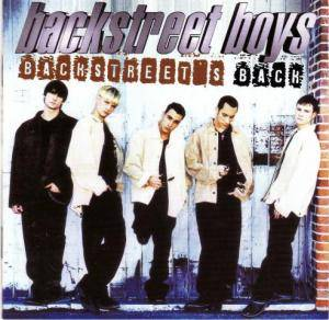 Cover - Backstreet Boys: Backstreet's Back