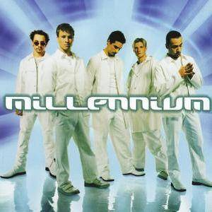 Cover - Backstreet Boys: Millennium