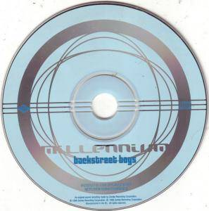 Backstreet Boys: Millennium (CD) - Bild 2
