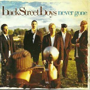 Cover - Backstreet Boys: Never Gone