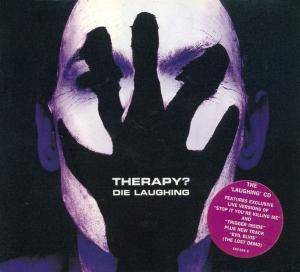 Therapy?: Laughing, Die - Cover