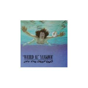 """Weird Al"" Yankovic: Off The Deep End - Cover"