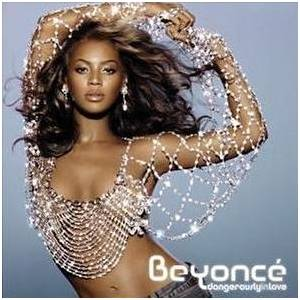 Beyoncé: Dangerously In Love - Cover