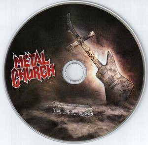 Metal Church: A Light In The Dark (CD) - Bild 3