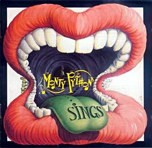 Monty Python: Sings - Cover