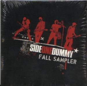 SideOneDummy Fall Sampler - Cover