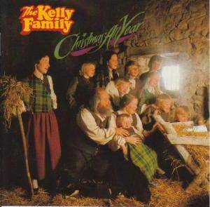 Cover - Kelly Family, The: Christmas All Year