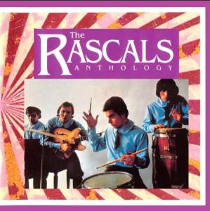 The Rascals: Rascals Anthology, 1965-1972, The - Cover