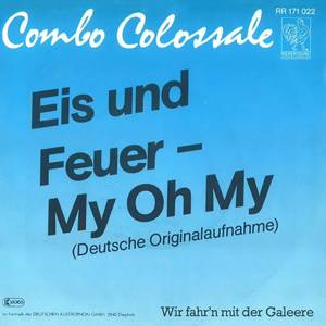 Cover - Combo Colossale: Eis Und Feuer - My Oh My