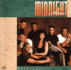 Midnight Star: Work It Out - Cover