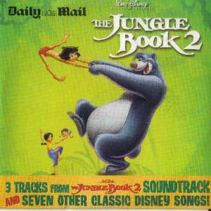Cover - Terry Gilkyson: 3 Tracks From Soundtrack The Jungle Book 2 And Seven Other Classic Disney Songs!
