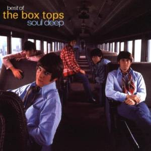 The Box Tops: Best Of The Box Tops: Soul Deep, The - Cover