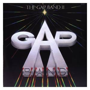 The GAP Band: Gap Band II, The - Cover