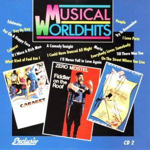 Cover - Stephen Schwartz: Musical Worldhits Vol. 2