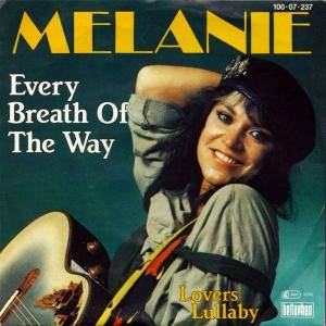 Melanie: Every Breath Of The Way - Cover