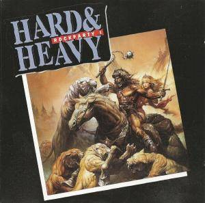 Cover - Veto: Hard & Heavy Rockparty 1