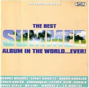Cover - Soulsearcher: Best Summer Album In The World ... Ever!, The
