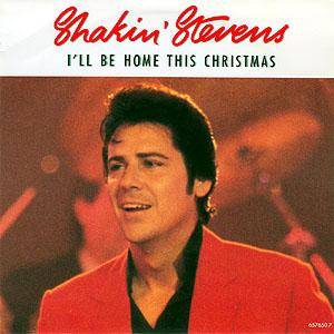 Shakin' Stevens: I'll Be Home This Christmas - Cover