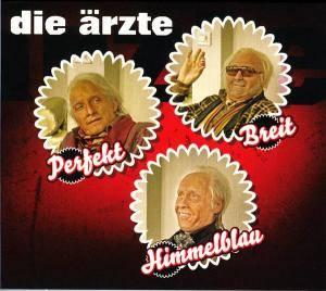 Die Ärzte: Himmelblauperfektbreit (Single-CD) - Bild 1