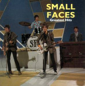 Small Faces: Greatest Hits - Cover