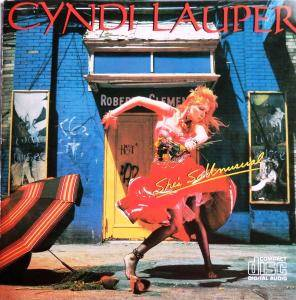 Cyndi Lauper: She's So Unusual (CD) - Bild 1