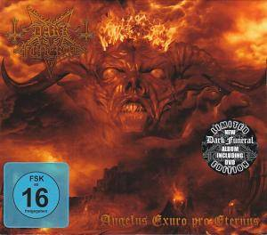 Dark Funeral: Angelus Exuro Pro Eternus (CD + DVD) - Bild 1