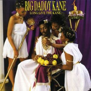 Cover - Big Daddy Kane: Long Live The Kane