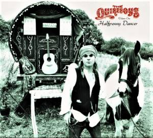 Cover - Quireboys, The: Volume One: Halfpenny Dancer