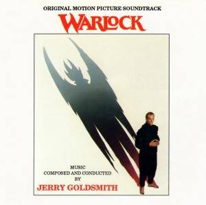 Jerry Goldsmith: Warlock - Cover